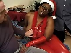 Ebony BBW fucking like never before