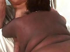 Nice asian fatty fucked and gets cumload on face